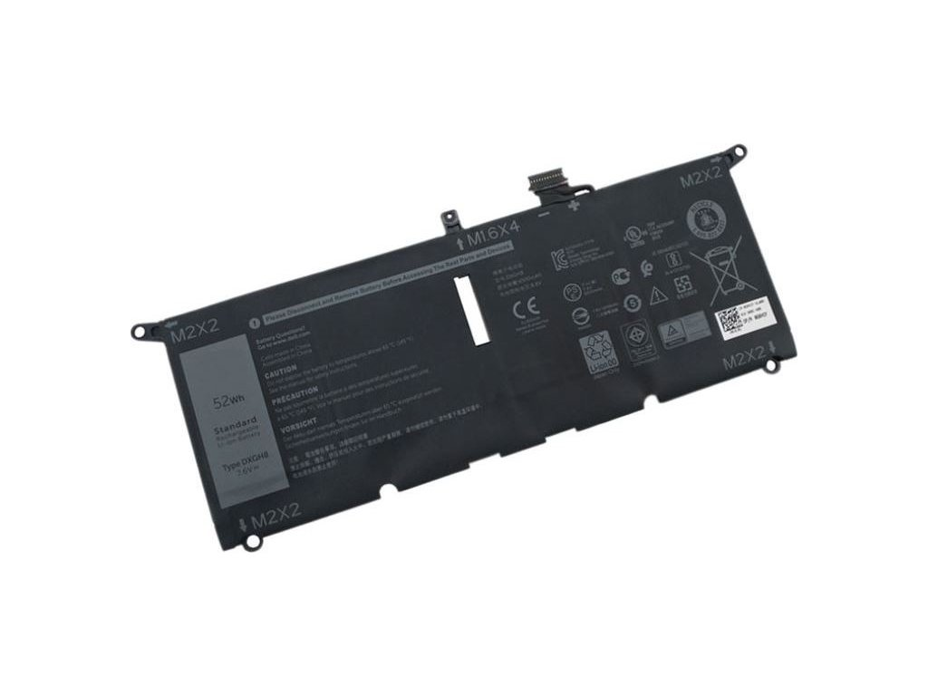 Dell Baterie 4-cell 52W/HR LI-ON pro XPS 9370