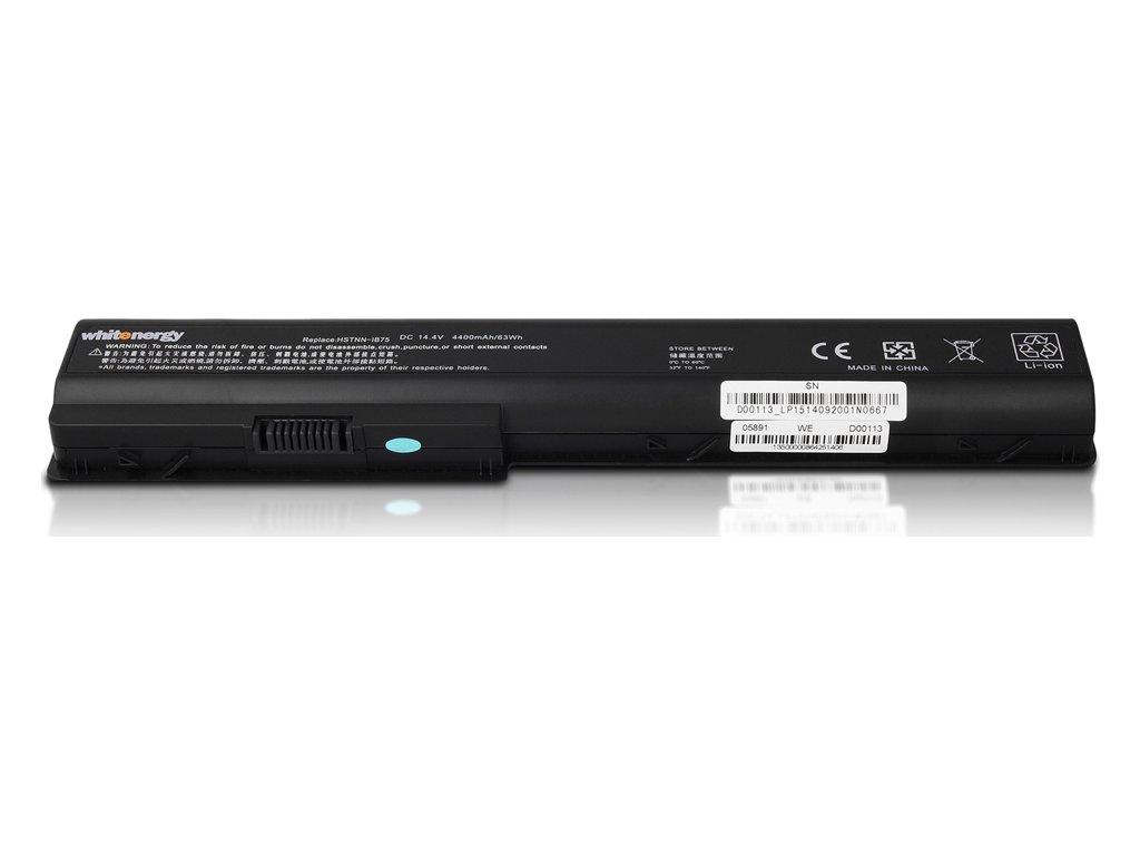 WHITENERGY 05891 Whitenergy batérie pre HP Compaq Pavilion DV7 14.4V Li-Ion 4400mAh