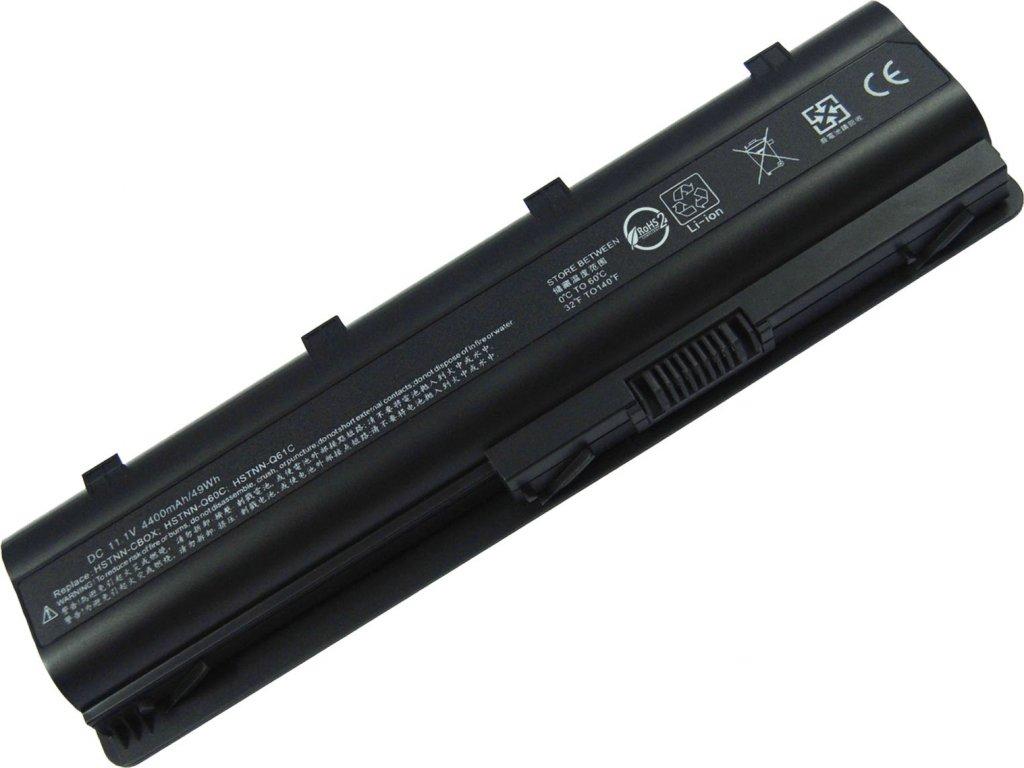 WHITENERGY 10601 Whitenergy Batéria na HP Pavilion, Compaq Presario, Envy, G42, G62 Series 5200m