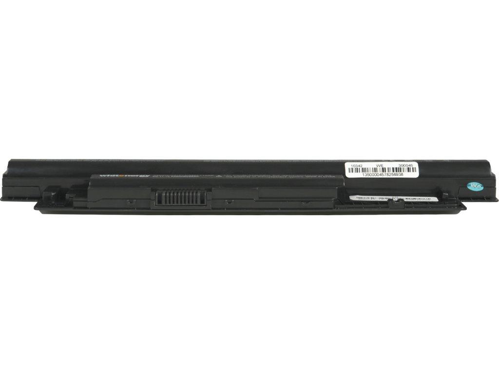 WHITENERGY 10342 Whitenergy batérie pre Dell Inspiron 14 15 11.1V Li-Ion 4400mAh