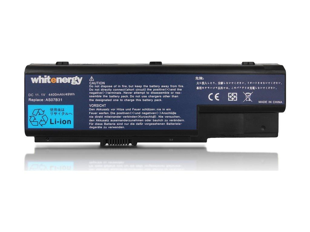 Whitenergy 05906BO 4400 mAh batéria - neoriginálna