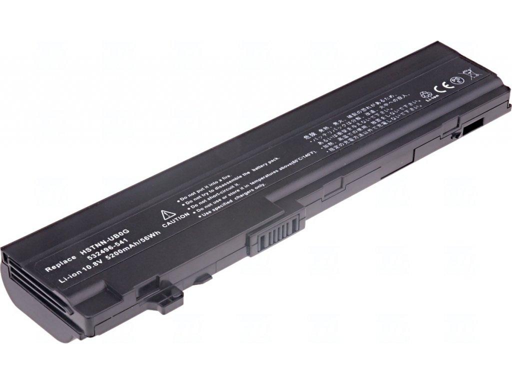 Baterie T6 power HP Mini 5101, 5102, 5103 serie, 6cell, 5200mAh