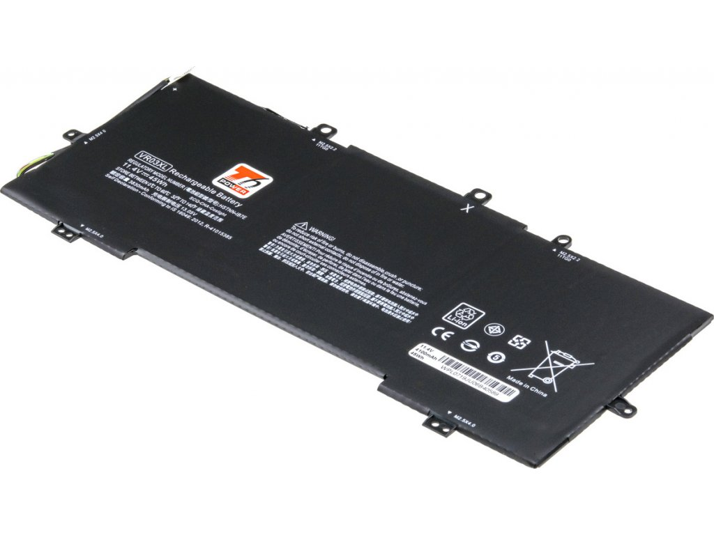 Baterie T6 power HP Envy 13-d000, 13-d100 serie, 3950mAh, 45Wh, 3cell, Li-pol