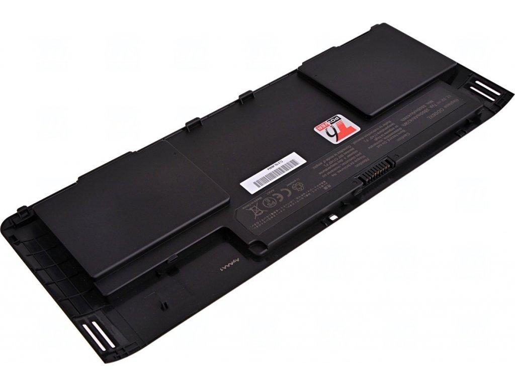 Baterie T6 power HP EliteBook Revolve 810 G1, 810 G2, 810 G3, 3800mAh, 42Wh, 6cell, Li-pol