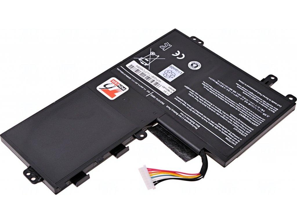 Baterie T6 power Toshiba Satellite U50T-A, U40T-A, M40-A, E45T-A, E55T-A, 4380mAh, 50Wh, 3cell
