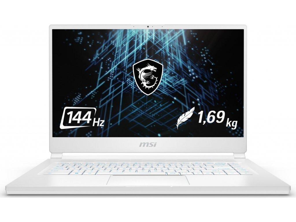 """MSI Stealth 15.6""""FHD/i7-1185G7/16/512/GTX1660Ti/W10H"""