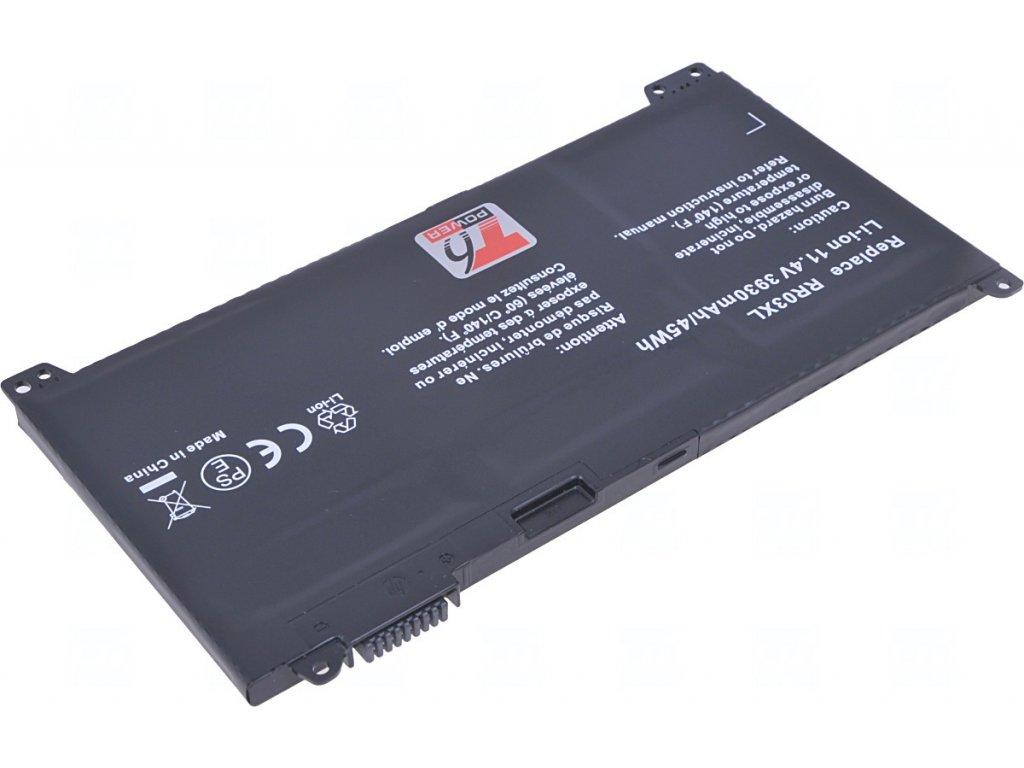 Baterie T6 power HP ProBook 430 G4/G5, 440 G4/G5, 450 G4/G5, 470 G4/G5, 3930mAh, 45Wh, 3cell, Li-pol
