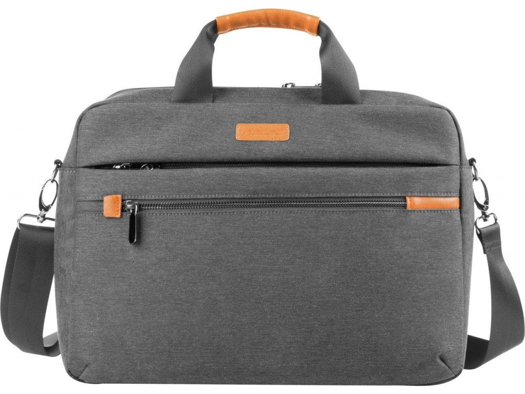 NATEC NTO-1145 Natec SAOLA taška na notebook 15.6