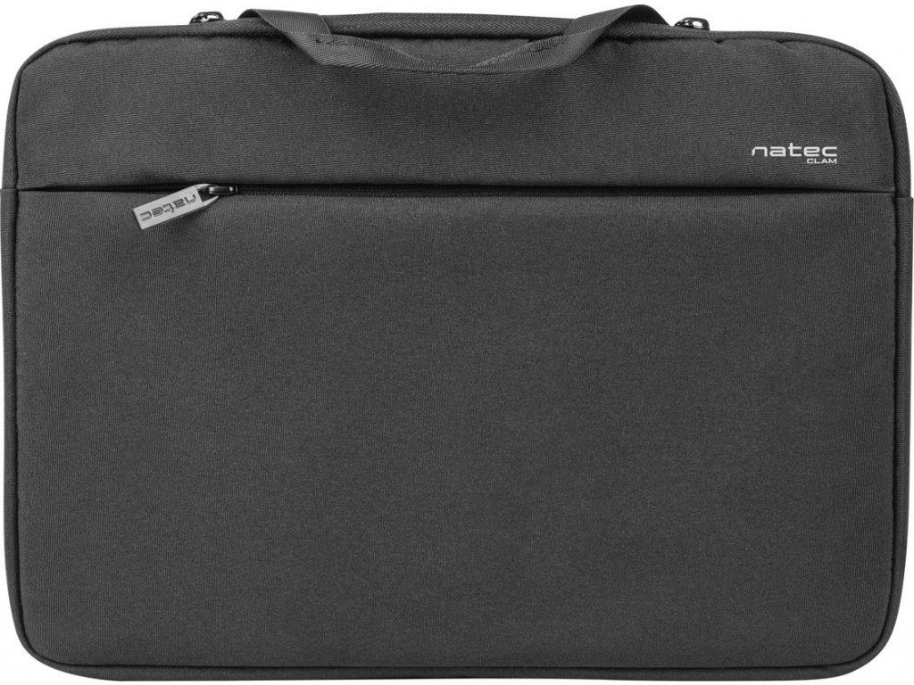 NATEC laptop sleeve Clam 15.6inch black