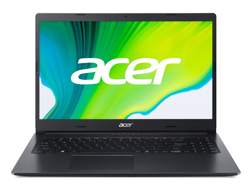 """ACER NTB Aspire 3 (A315-57G-30VH) - 15.6"""" FHD,i3-1005G1,8GB,256SSD,GeForce® MX330 2GB,W10H,Černá"""