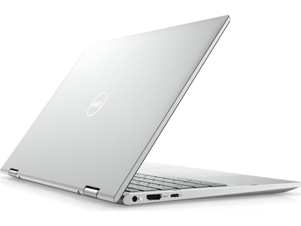 """Dell Inspiron 7306 13"""" FHD 2v1 Touch i5-1135G7/8GB/512GB/FPR/MCR/HDMI/THB/W10Pro/3RNBD/Stříbrný"""