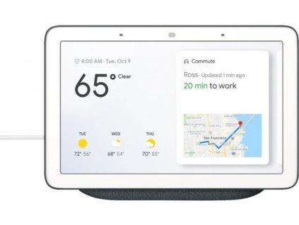 Google Nest Hub (2nd Gen) - Smart-Display Carbon