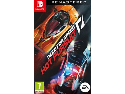 EA Need For Speed Hot Pursuit Rem. Nintendo Switch FULL ENG