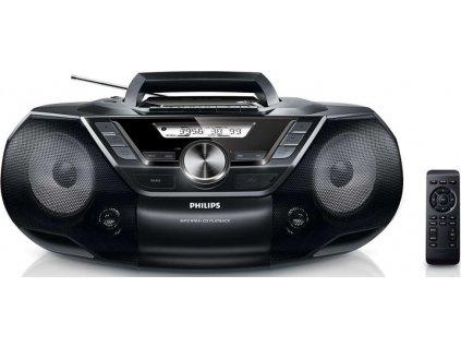 AZ787/12 rádiomagn. s CD/MP3/USB PHILIPS