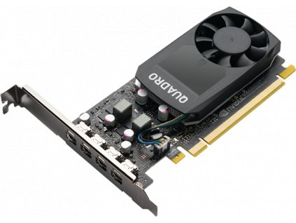 PNY Quadro P1000 V2 4GB (128) 4xmDP