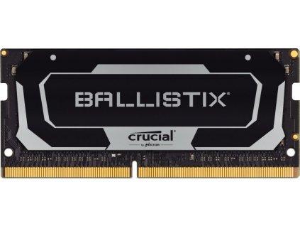 Crucial Ballistix SO-DIMM 16GB DDR4 3200MHz CL16 2x8GB Black