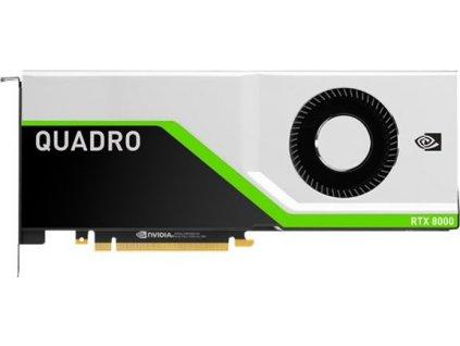 PNYTECH VCQRTX8000-PB PNY NVIDIA Quadro RTX 8000, 48GB GDDR6 (384 Bit), 4xDP, VirtualLink