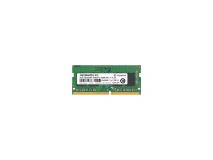 TRANSCEND SODIMM DDR4 8GB 2666MHz 1Rx16 1Gx16 CL19 1.2V