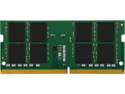 KINGSTON Brand 16GB DDR4 3200MHz Single Rank SODIMM (KCP432SS8/16) 16Gbit