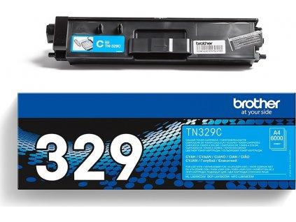 BROTHER TN329C Toner Brother TN329C cyan 6000 pgs HL-L8350CDW