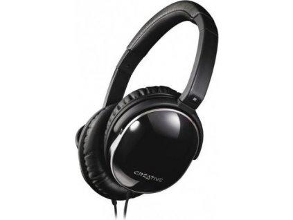 Creative Labs Aurvana SE headphones black