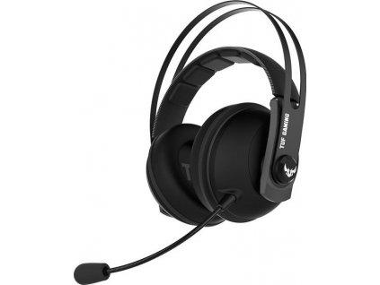 ASUS TUF GAMING H7 CORE, GUN METAL, gaming headset