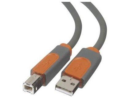 BELKIN USB 2.0 kabel A-B, řada premium, 4.8 m