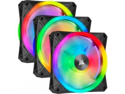 CORSAIR QL120 iCUE RGB 3-pack