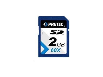 PRETEC SecureDigital 2GB 60x