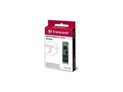 TRANSCEND SSD MTS820 120GB, M.2 2280, SATA III 6Gb/s, TLC, bulk