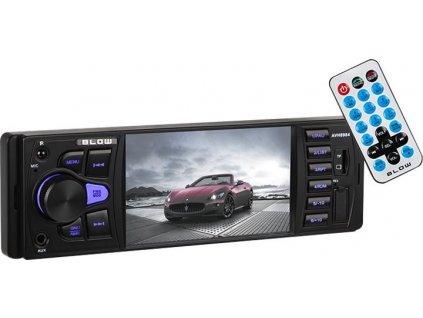 BLOW 78-217# BLOW AVH-8984 autorádio MP5, USB/SD/MMC, Bluetooth + diaľkový ovládač