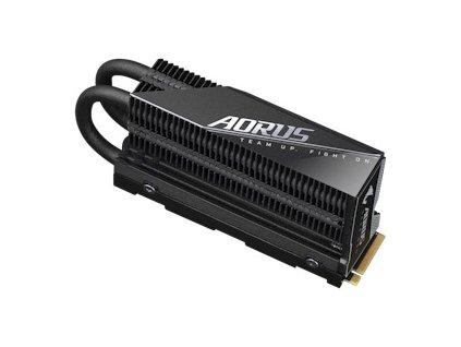 GIGABYTE SSD 2TB AORUS Gen4 7000s Prem. SSD, NVMe