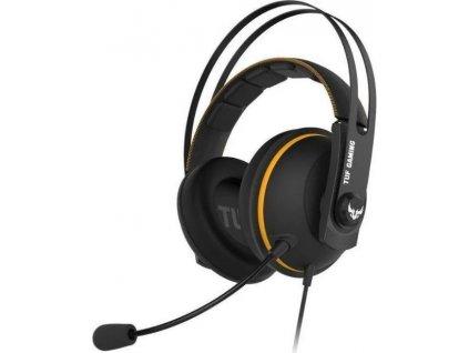 ASUS TUF GAMING H7 CORE, Yellow, gaming headset