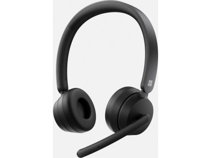 Microsoft Modern Wireless Headset for Business, Black