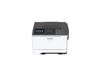 SHARP MX-C407P barevná tiskárna A4, 38 ppm, duplex, 1200x1200, USB, síť,