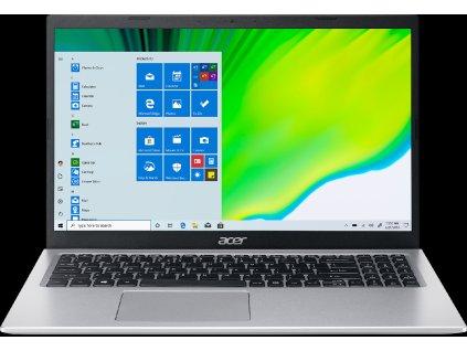 """Acer Aspire 5 - 15,6""""/i7-1165G7/2*8G/512SSD/W10 stříbrný"""