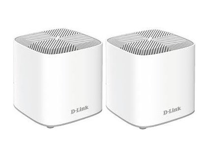 D-Link COVR-X1862 - AX1800 Dual-Band Whole Home Mesh Wi-Fi 6 System (2-Pack)