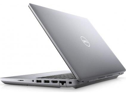 "Dell Latitude 5421 14"" FHD i7-11850H/16GB/512GB/MX450/THB/FPR/SCR/MCR/HDMI/W10Pro/3RNBD/Šedý"