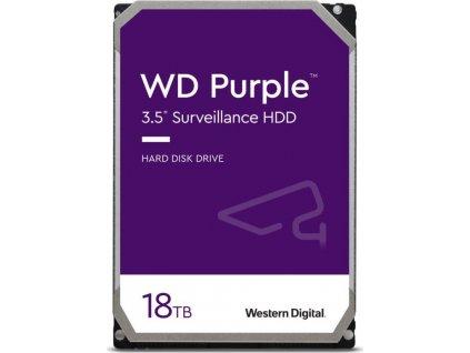 HDD 18TB WD181PURP Purple Pro 512MB SATAIII