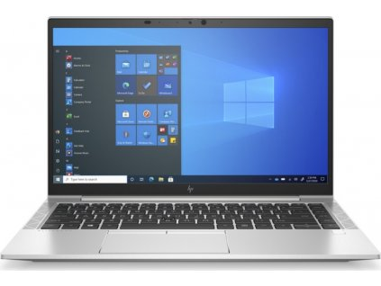 HP EliteBook 840 G8 i5-1135G7 14 FHD UWVA 250, 8GB, 512GB, ax, BT, FpS, backlit keyb, Win10Pro