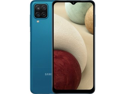 Samsung Galaxy A12 (A127), 32 GB, modrá