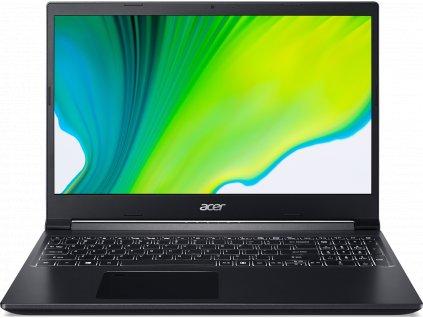 """Acer Aspire 7 - 15,6""""/R5-3550H/8G/512SSD/GTX1650Ti/W10 černý"""