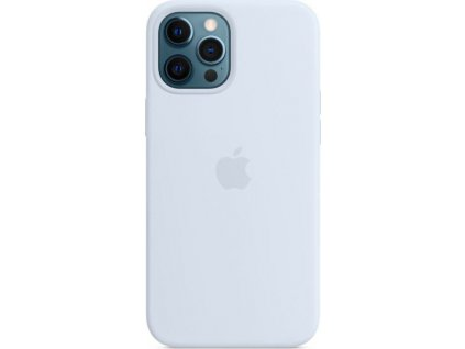 iPhone 12ProMax Silicone Case with MagSafe Cl.Blue