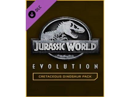 ESD Jurassic World Evolution Cretaceous Dinosaur P