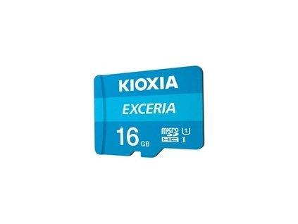 KIOXIA Exceria microSD card 16GB M203, UHS-I U1 Class 10