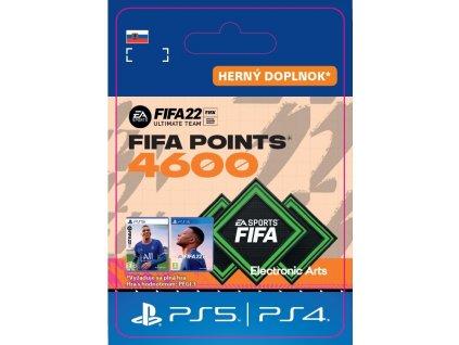 ESD SK PS4 - FUT 22 – FIFA Points 4600
