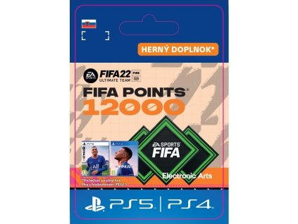 ESD SK PS4 - FUT 22 – FIFA Points 12000