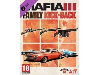 ESD Mafia III Family Kick-Back Pack MAC