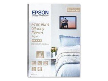 EPSON Premium Glossy Photo Paper A4 15 listů