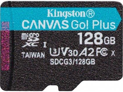 Kingston microSDXC 128GB SDCG3/128GBSP